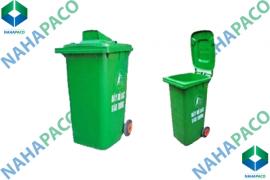 Công dụng của thùng rác nhựa