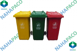Tại sao nên dùng thùng rác nhựa Composite?