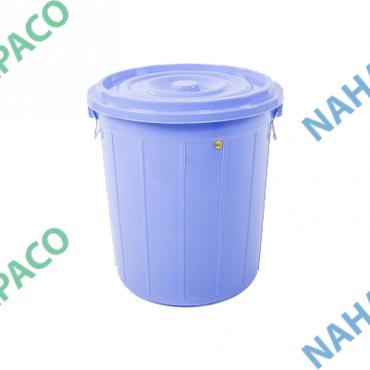 Thùng nhựa tròn dung tích 60L