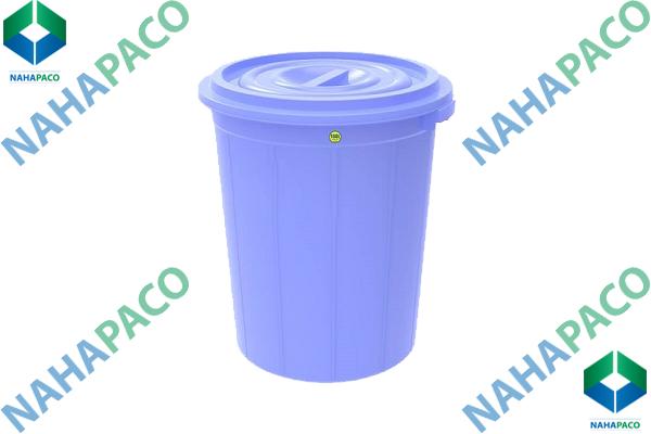 Thùng nhựa tròn dung tích 160L