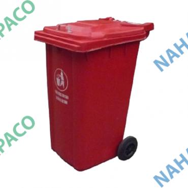 Thùng rác composite 240L