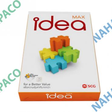Giấy IDEA MAX A4 70 gsm