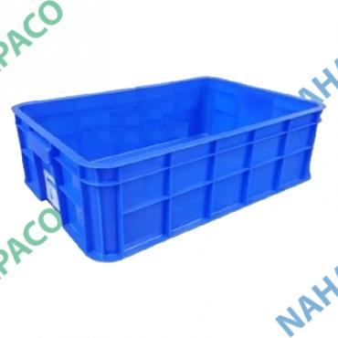 Thùng nhựa đặc - Sóng bít HS003