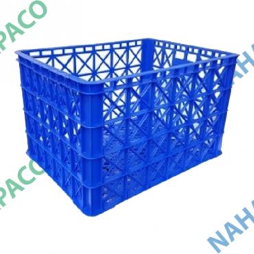 Thùng nhựa rỗng - Sóng hở HS022