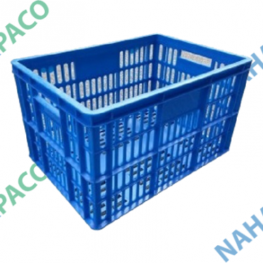 Thùng nhựa rỗng - Sóng hở QL029