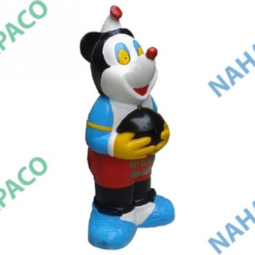 Thùng rác composite (Chuột Mickey)
