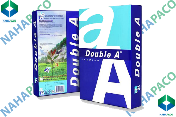 Giấy A4 DOUBLE A 80 gsm