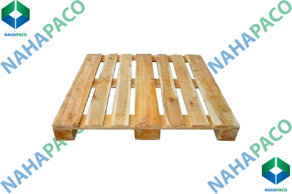 Pallet gỗ nâng 2 hướng