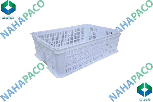 Thùng nhựa rỗng - Sóng hở HS009