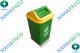 Thùng rác composite 90L (Nắp bập bênh)