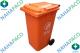 Thùng rác nhựa 240L (Nắp kín)