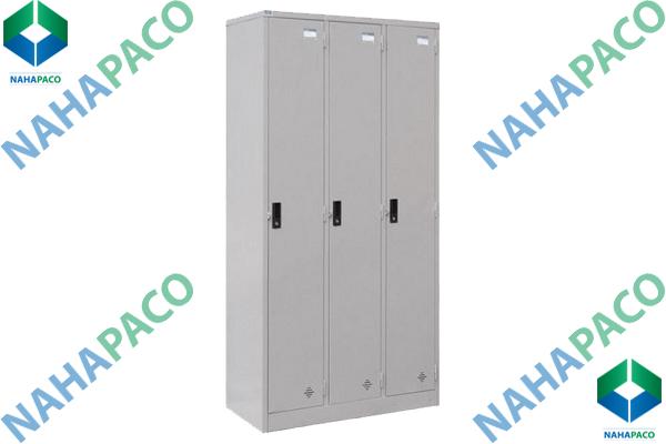 Tủ locker 3 ngăn cao